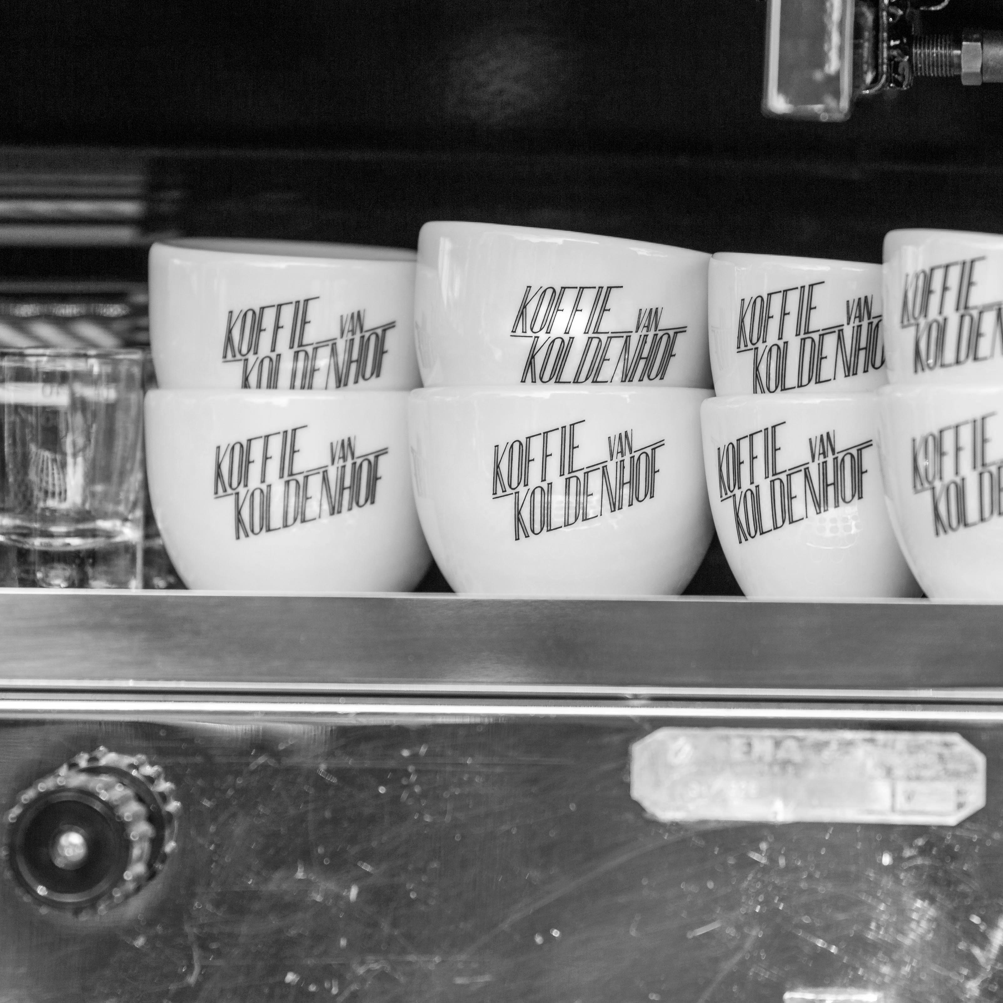 koffie van koldenhof – Barista op locatie met Piaggio
